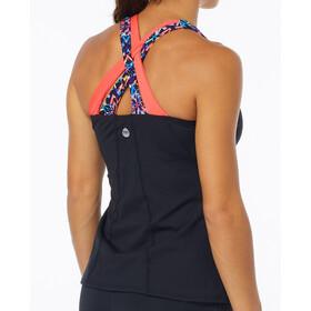 TYR Carnivale Lola bikini Dames, black/multi